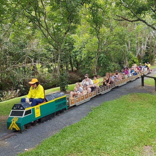 Innisfail Mini Rail – June 2021 Run Day