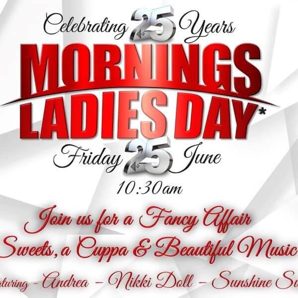Mornings – Ladies Day