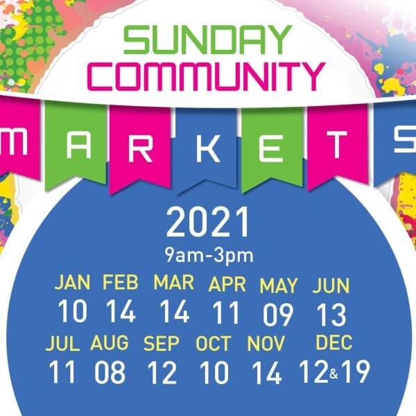 Sunday Community Markets at Mount Sheridan Plaza