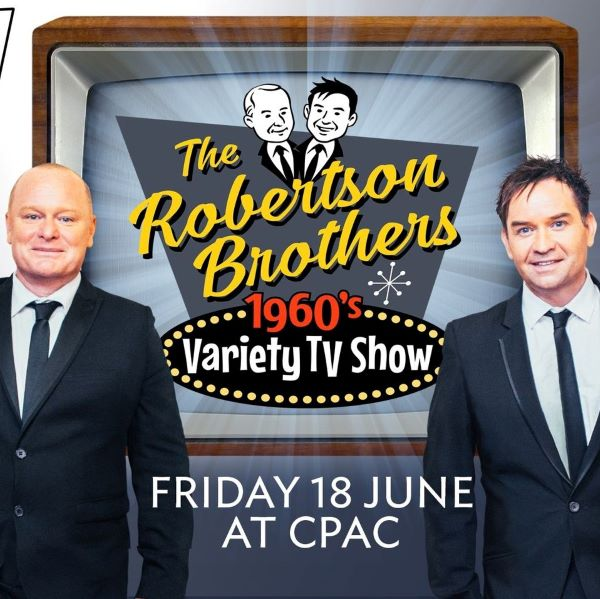 The Robertson Brothers 60's Variety TV Show 2021