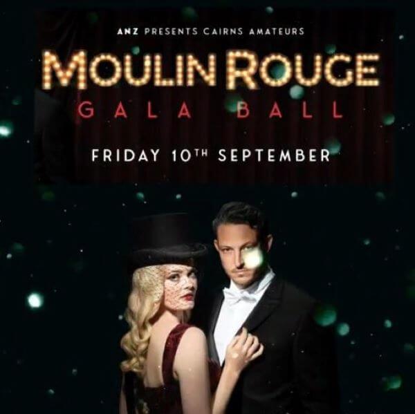 ANZ Cairns Amateurs Moulin Rouge Ball