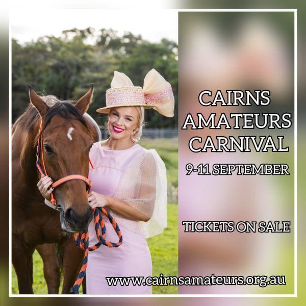 2021 Cairns Amateurs Carnival