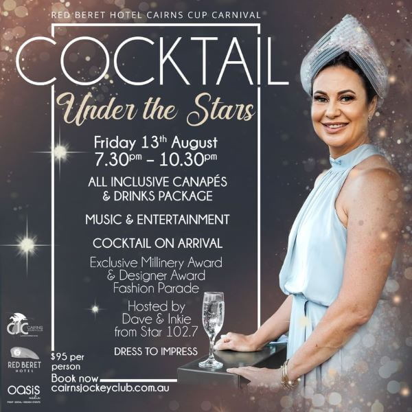 Cocktail Under The Stars