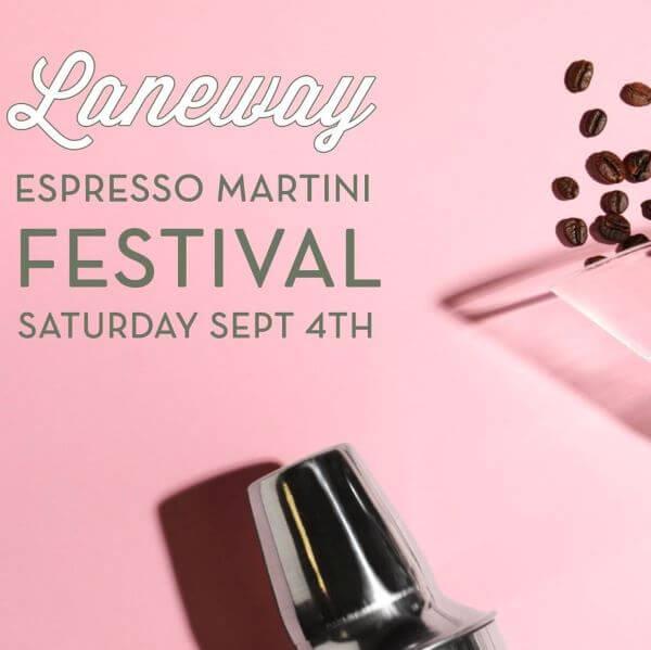 Espresso Martini Fest