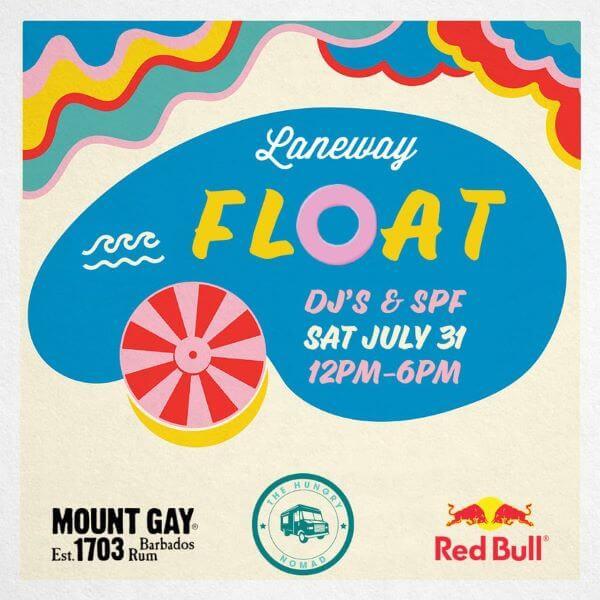 FLOAT by Laneway