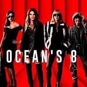 Starry Night Cinema - Ocean's 8