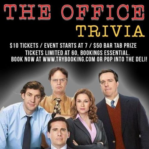 Office Trivia Night