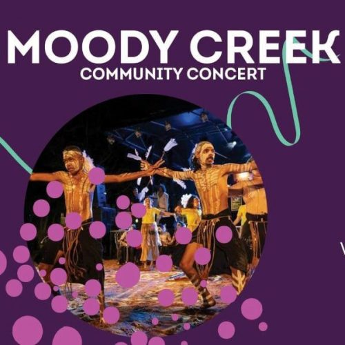 Moody Creek Community Concert