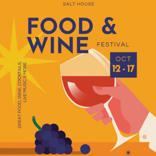 2021 Salt House Food & Wine Festival
