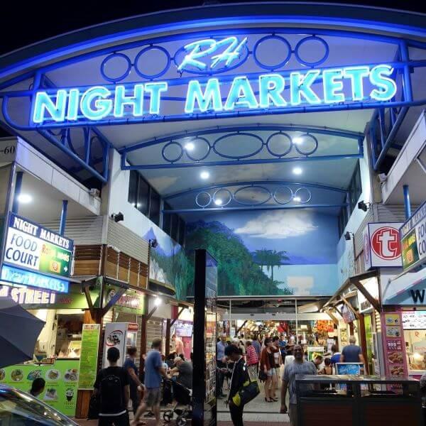 Cairns Night Markets