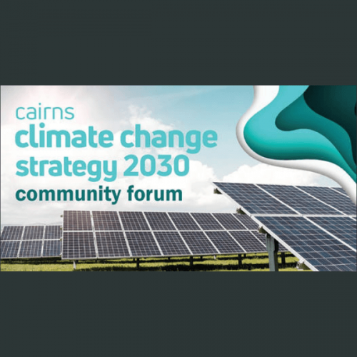 Cairns Climate Change Strategy 2030