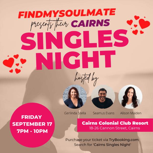 Cairns Singles Night