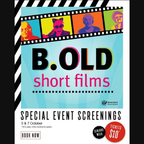 B.OLD Short Films - Celebrating Seniors Month