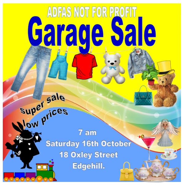 Super Garage Sale