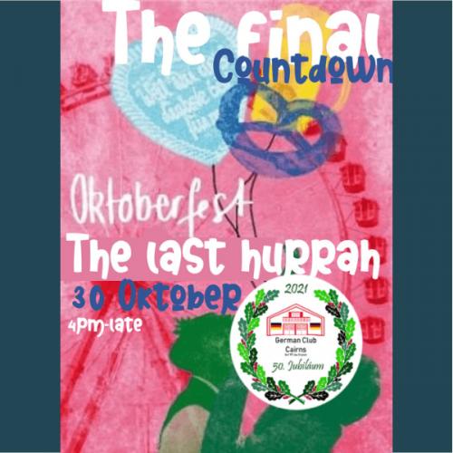 Oktoberfest 4 The final countdown!