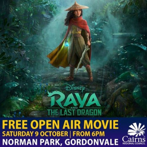 CRC Free Movie Night in Gordonvale