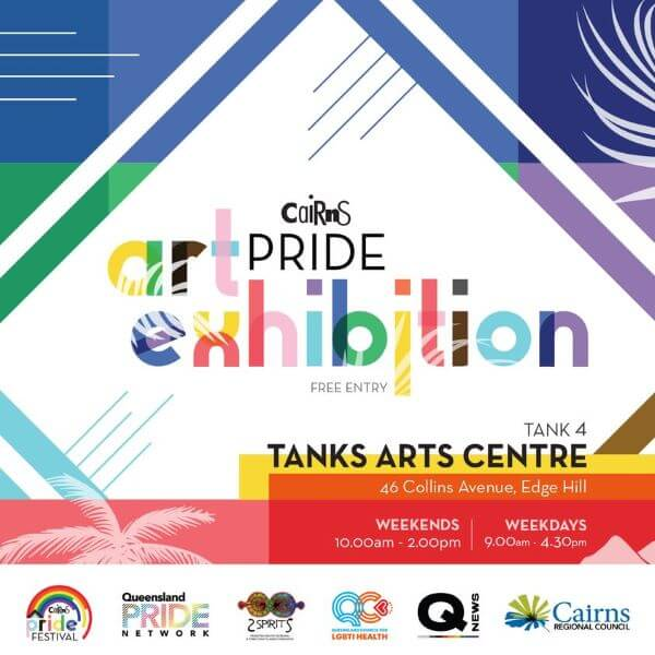 Cairns Pride Art Exhibition
