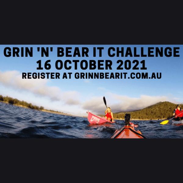 Grin 'n' Bear It Challenge 2021