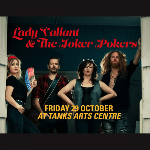 Lady Valiant and The Joker Pokers