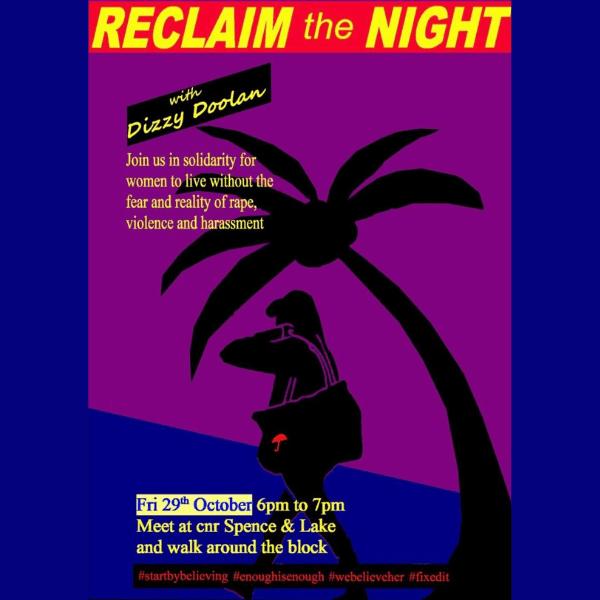 Reclaim the Night 2021