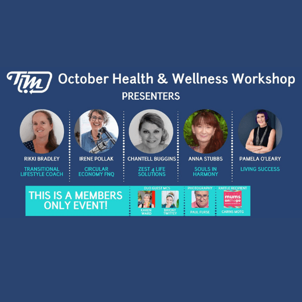 Trading Mate - October Health & Wellness Workshop